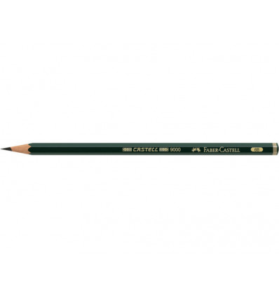 POTLOOD 9000 6B FABER CASTELL
