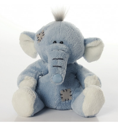PLUCHE 10cm - OLIFANT MY BLUE NOSE FRIENDS