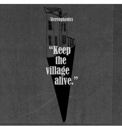 STEREOPHONICS 1CD KEEP THE VILLAGE ALIVE