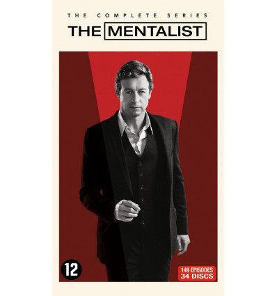 The Mentalist - Complete Series DVD Box