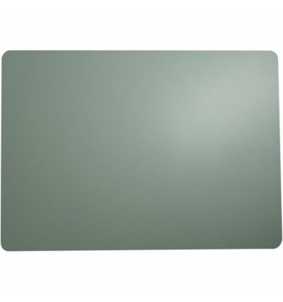ASA Placemat Country 33x46cm Leather Optic - Mint