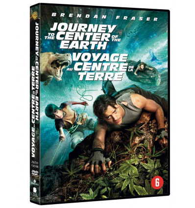 Journey to The Center of The Earth 1DVD