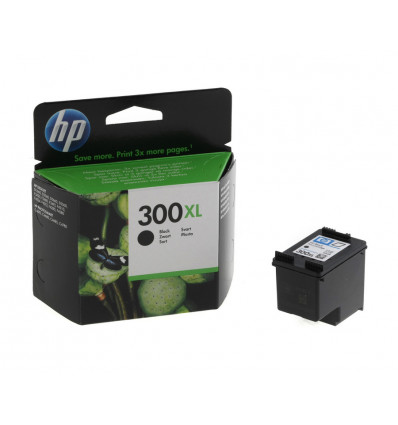 HP 300XL Cartridge Deskjet Black - CC641EE - DJD2560