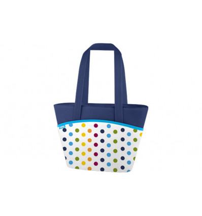 KOELTAS LUNCH TOTE - DOTS AND STRIPES THERMOS
