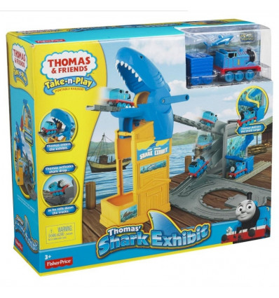 Thomas and Friends Haaiententoonstelling Speelset