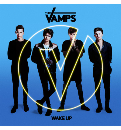 The Vamps - Wake Up 1CD+DVD