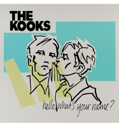 The Kooks - Hello, What's Your Name? 1LP