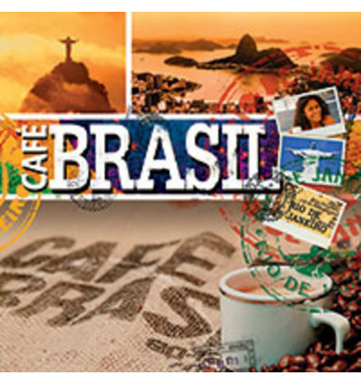 Cafe Brasil CD Global Journey