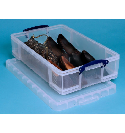 Opbergbox 33 l Transparant Really Useful Boxes - 71X44X16.50 cm