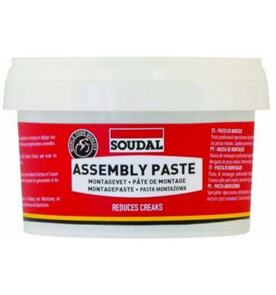 Soudal Assembly Paste 200ml montagepastavoor fietsassemblage
