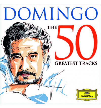 Placido Domingo: The 50 Greatest Tracks 2CD