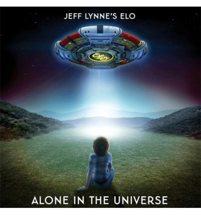 Electric Light Orchestra - Alone In The Universe LP