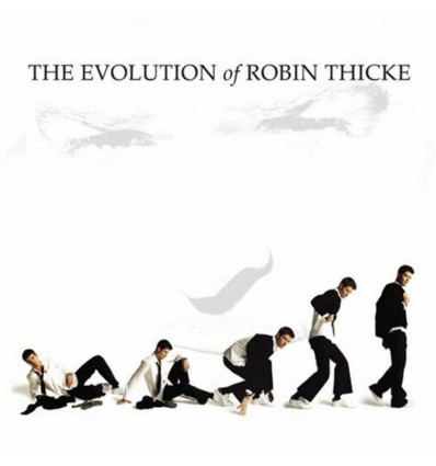 Robin Thicke 1CD The Evolution Of