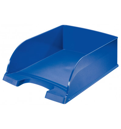 Leitz Brievenbak Plus Jumbo Blauw A4 - 255x103x357mm