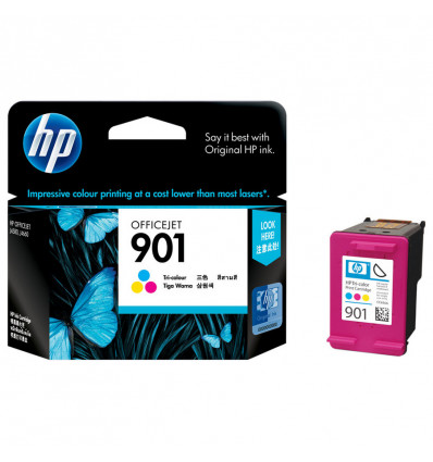 HP 901 Cartridge Officejet Color - CC656AE - OJJ4580