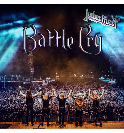 Judas Priest - Battle Cry 1CD