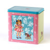 BOX - 15x9.5x15cm FROY & DIND - DOLL WITH KITTEN