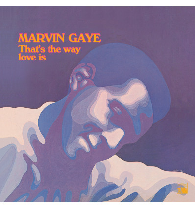 Marvin Gaye - That's The Way Love is 1LP