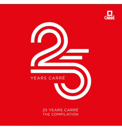 25 Years Carre - The Compilation 2CD