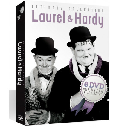 Laurel & Hardy - Best of 6DVD Box