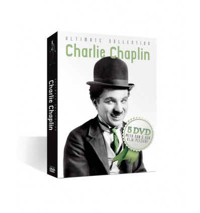 CHARLIE CHAPLIN 5DVD BOX BEST OF