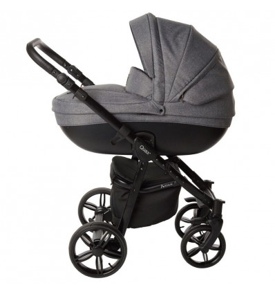 QUAX Kinderwagen Avenue - linen grey