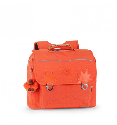 Kipling Iniko Boekentas Sugar Orange C