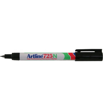 Artline 725 Ex F Punt 0.4 mm Zwart
