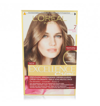 Excellence Creme 7 Blond