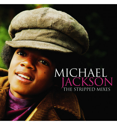 MICHAEL JACKSON 1CD THE STRIPPED MIXED