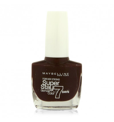 NAGELLAK - TENUE&STRONG GEMEY/MAYBELLINE - ROUGE COUTURE 287