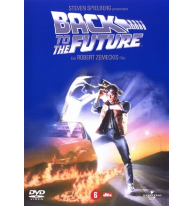 Back to The Future 1DVD