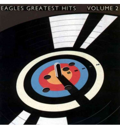 The Eagles - Greatest Hits CD Volume 02