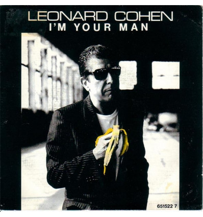 Leonard Cohen - I'm Your Man 1LP