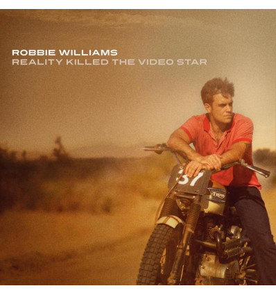 Robbie Williams - Reality Killed The Video Star 1CD