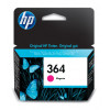 HP 364 - Cartridge Inkjet Photosmart Magenta 3ml - CB319EE - PSCD5460