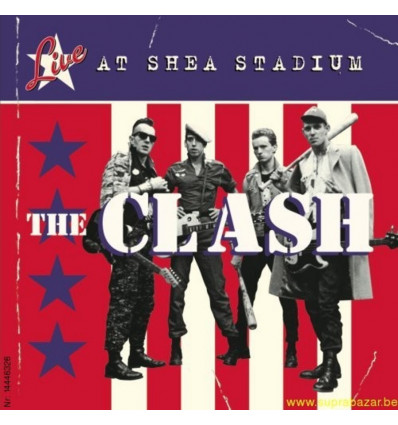 The Clash - Live at Shea Stadium 1CD