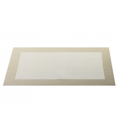 PLACEMAT 33x46cm - OFF WHITE ASA