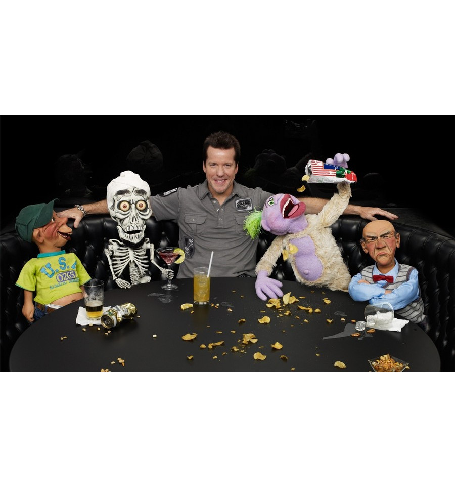 Jeff Dunham Christmas Special Comedy Channel