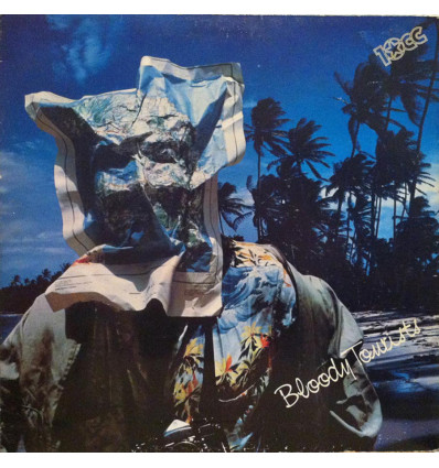 10CC 1LP BLOODY TOURISTS - 2016 REISSUE