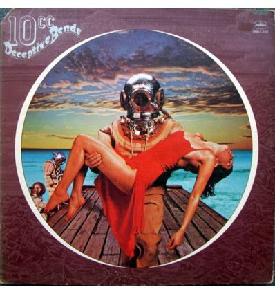 10CC 1LP DECEPTIVE BENDS - 2016 REISSUE