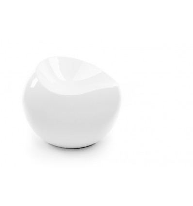 BALL CHAIR WHITE - 55x50CM