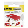 Scotch Supreme Reparatietape Strong&Easy - 38mm x 3m - Wit