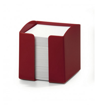 Durable Note Box Trand Rood