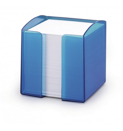 Durable Note Box Trend Donker Blauw Transparant