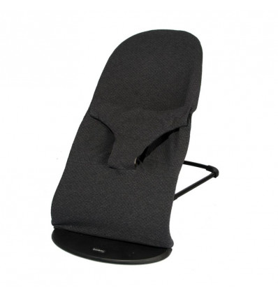 LES REVES D'ANAIS Hoes voor Babybjorn relax - diamond anthracite