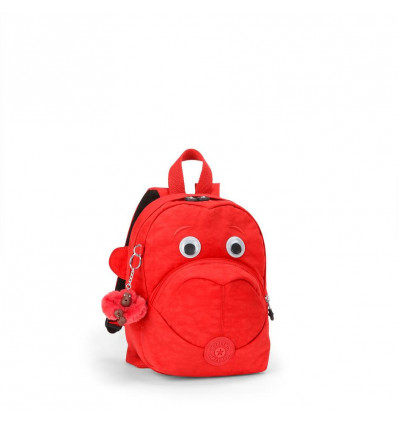 RUGZAK - FAST - 27x21.5x13.5cm - 6.5L RED - BACK TO SCHOOL