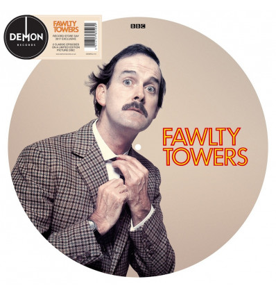 Fawlty Towers - RSD 2017 1LP Original Soundtrack - Limited Ed.