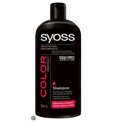 Syoss SHampoo Coloriste 500ml