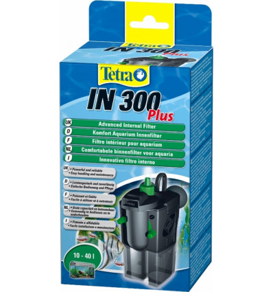 Tetra Tec In300 Plus Binnenfilter Aquarium